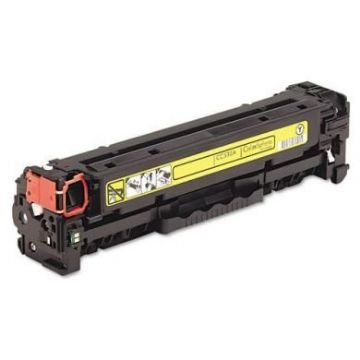 HP 305A Yellow Refurbished Toner Cartridge (CE412A)